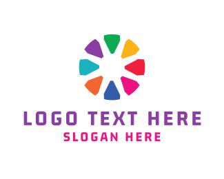 Crayon - Crayon Circle logo design