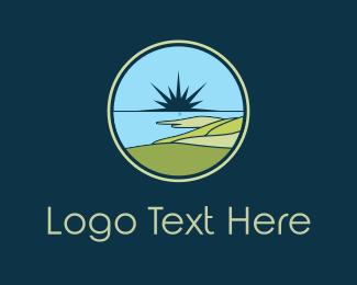 Bay - Bay Circle logo design