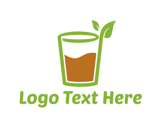 Beverage - Healthy Juice logo design