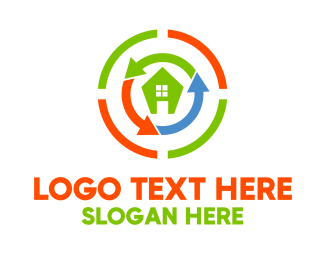 Business - Home Rebuilding logo design