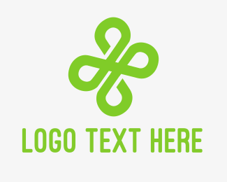Irish - Lucky Helium logo design