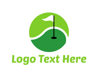 Golf - Golf & Tennis logo design