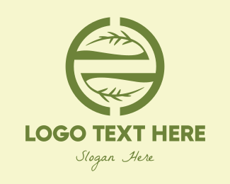 Recycling - Branch Circle logo design