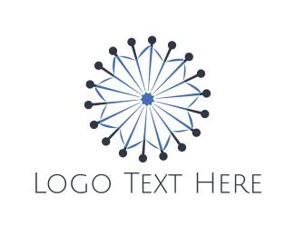 Needle - Needle Star logo design