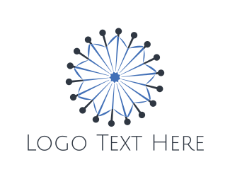 Needle - Needle Star logo design