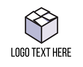 Mystery - Grey Box logo design