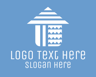 Texture - Home Patterns logo design