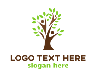 Parenthood - Tree Group logo design