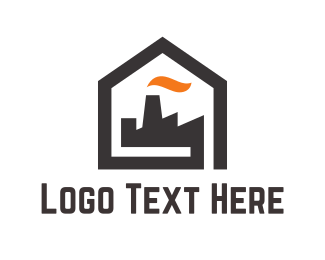 Home - Home Factory logo design