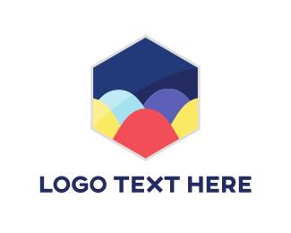 Egg - Colorful Eggs logo design