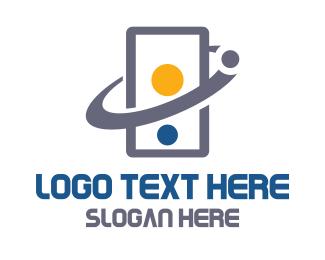 Orbit - Cell Orbit logo design