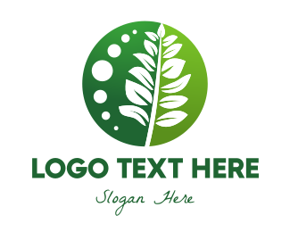 Sprout - Green Plant logo design