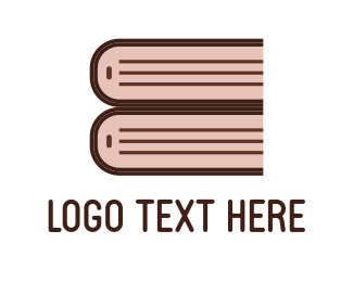 Notebook - Book Duo logo design