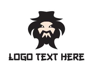 Mascot - Mongol Mascot logo design