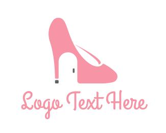 Footwear - Shoe House logo design