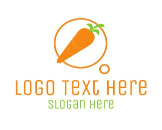 Carrot Circles Logo