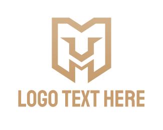 Gaming - Lion Gaming M logo design