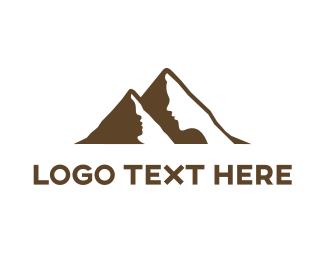 Mom - Mother Mountain logo design