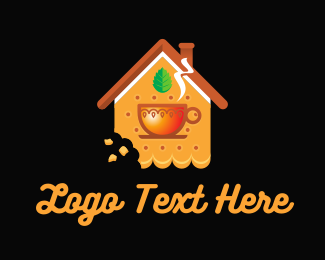 Coffee Shop - Biscuit & Tea logo design