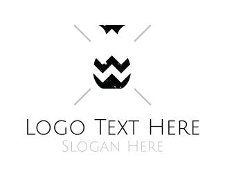 Vase - Home Deluxe logo design