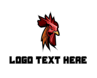 """""""Angry Rooster Gaming"""" by eightyLOGOS"""