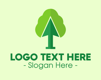 Arrow - Arrow Tree logo design