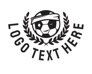 Soccer - Football Mascot logo design