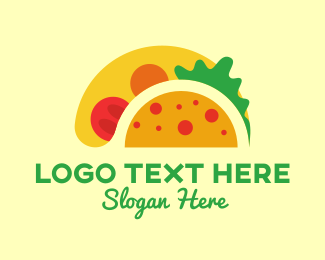 Mexican - Big Taco logo design
