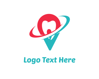 Clinic - Dental Clinic Locator logo design
