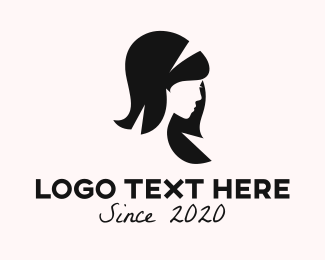 Woman - Woman Profile logo design