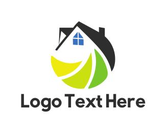 Yard - Home & Garden logo design