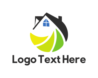 Yard - Home & Garden logo design