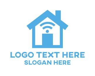 Smart - Smart House logo design