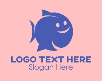 Big - Big Fish logo design