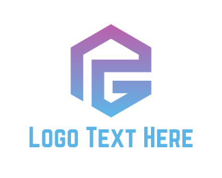 Construction - G House  logo design