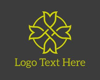 Skin - Tulip Circle logo design