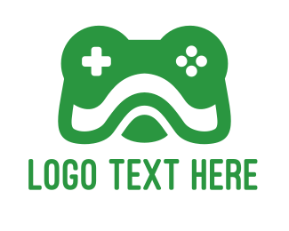 Frog - Frog Gamer logo design