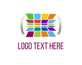 Gallery - Colorful Carousel logo design