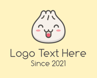 China - Happy Dumpling logo design