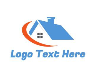 Crescent - Crescent House logo design