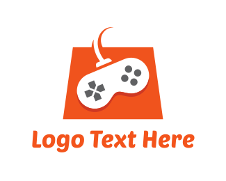Fun - Game Shop logo design