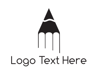Design - Pencil Tip logo design