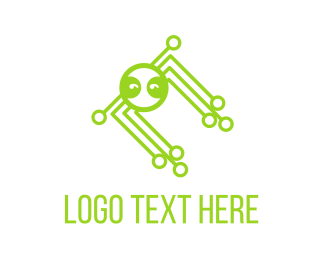 Artificial Intelligence - Octopus Tech logo design