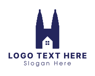 Church - Home Church logo design
