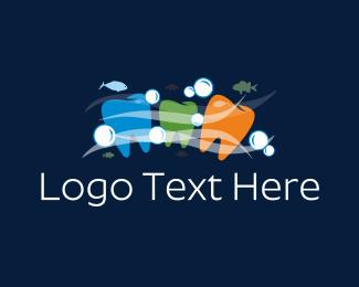 Dentistry - Marine Dentistry logo design