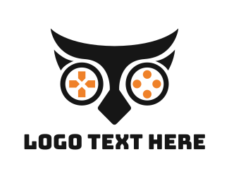 Xbox - Owl Gaming logo design