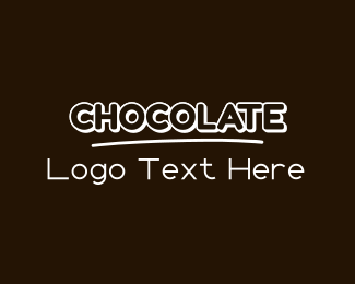 Cookie - Sweet Chocolate  logo design