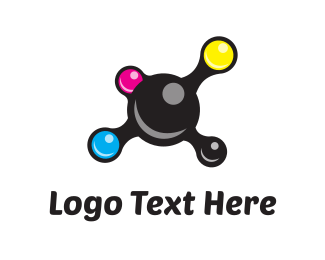 Toy - Ink Circles logo design