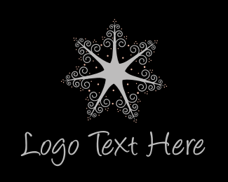 Gift Shop - Star Trees  logo design