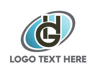 Astrophysicist - Planet GH  logo design